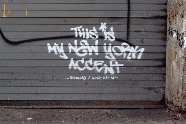 Banksy i hasło