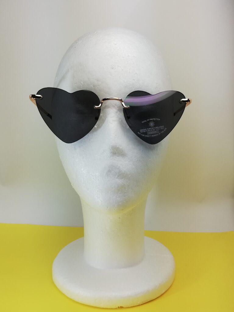 okulary przeciwsłoneczne z Mango przód