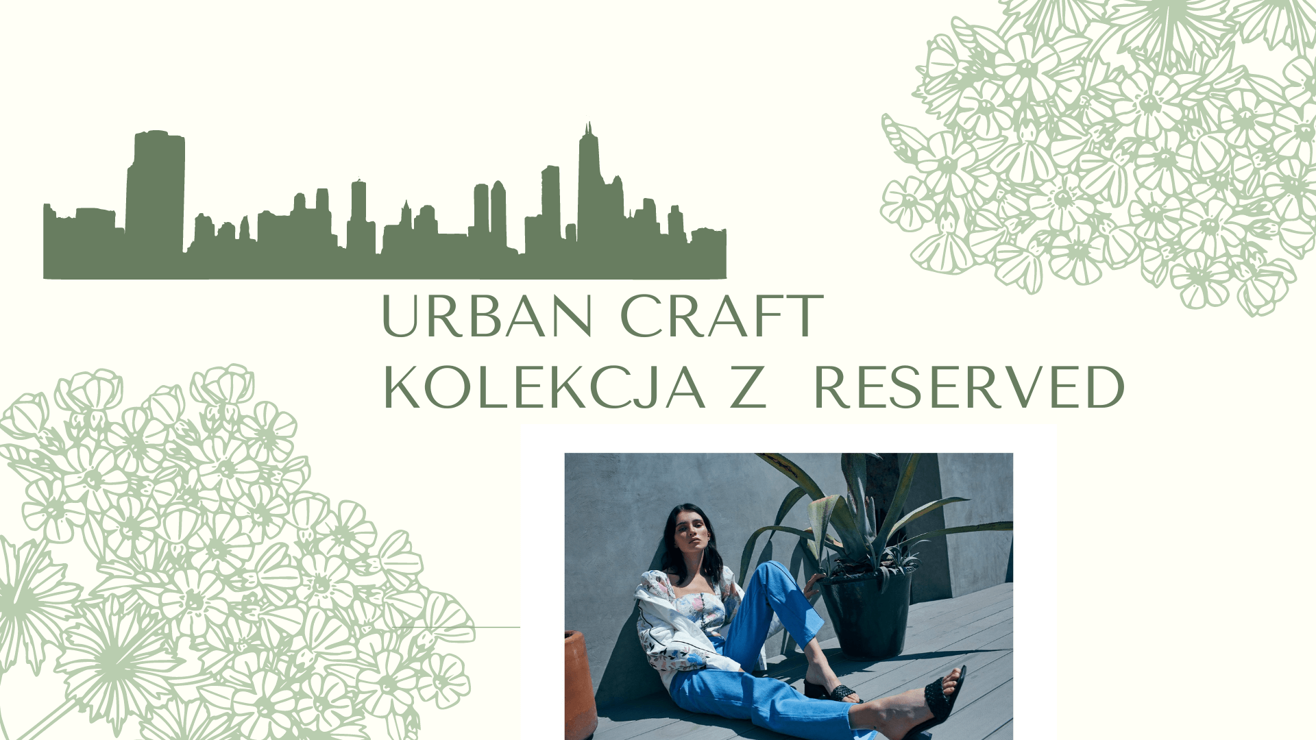 Urban Craft z Resered tło