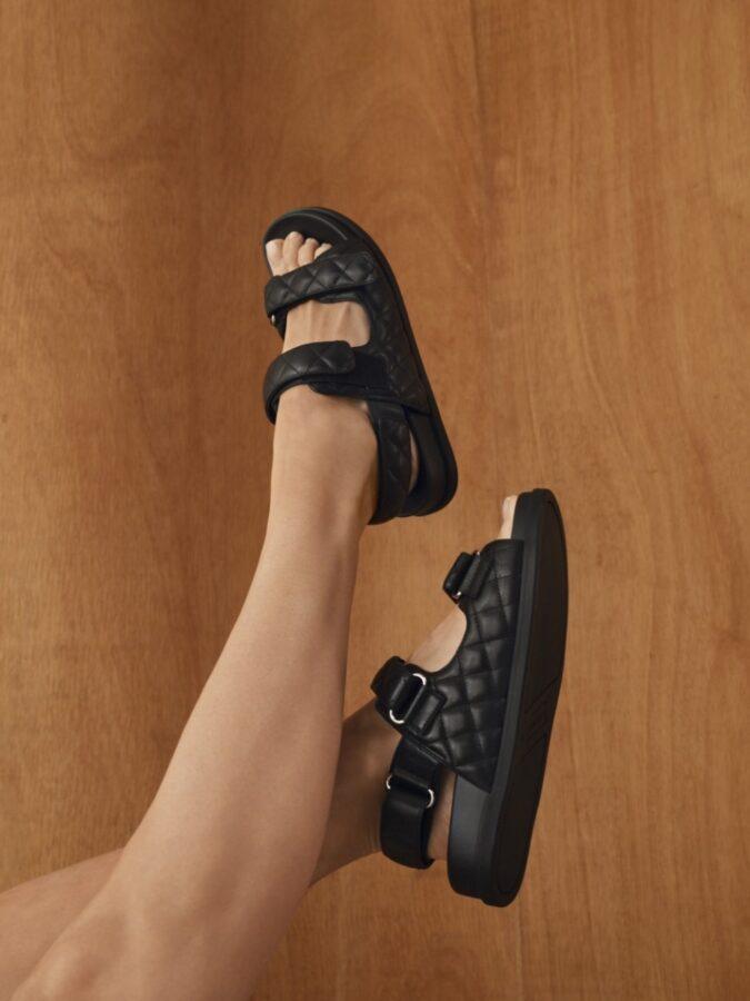 Buty na wiosnę i lato na lato 2121 sandały z GIno Rossi