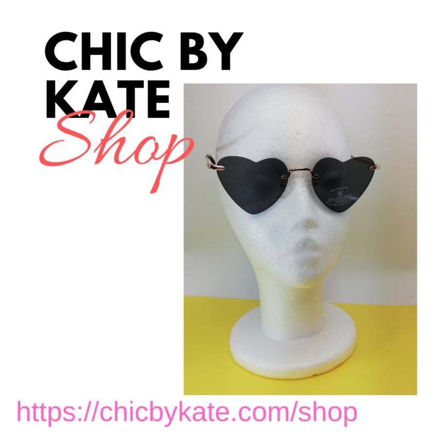okulary przeciwsłoneczne Mango sklep chic by kate