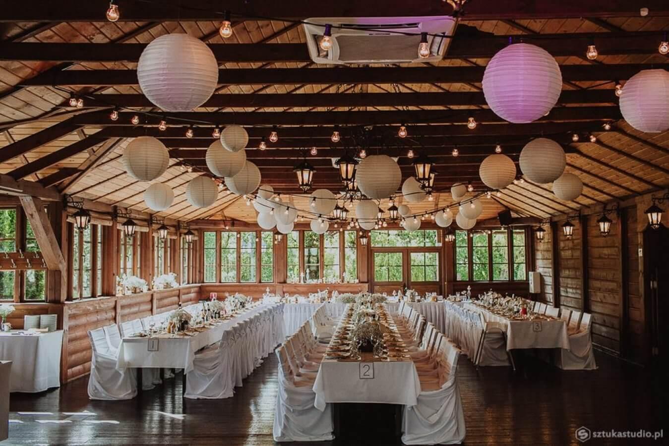 slub i wesele w wakacje sala weselna w Krakowie