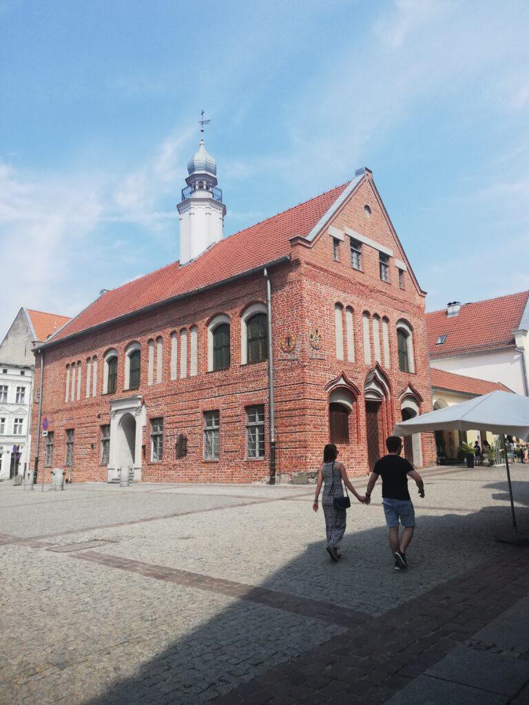 Starówka w Olsztynie