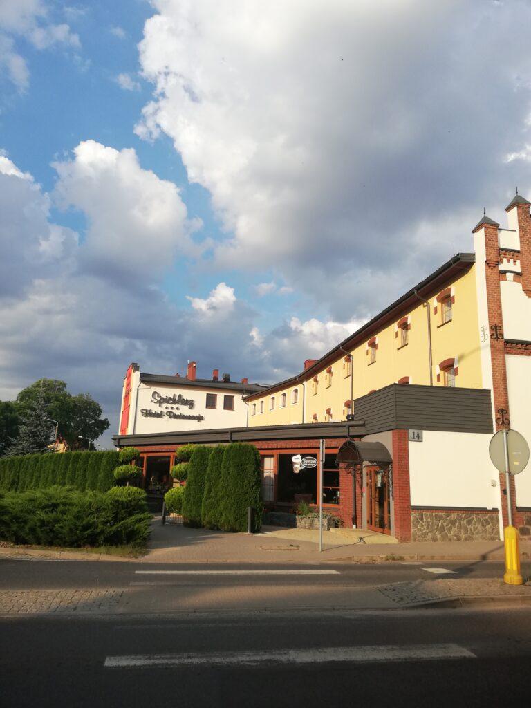 hotel Spichlerz w Lubawie