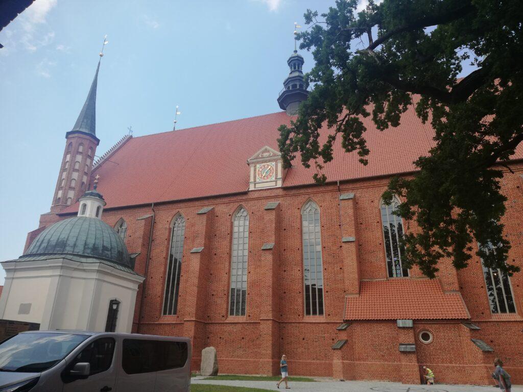 katedra we Fromoborku