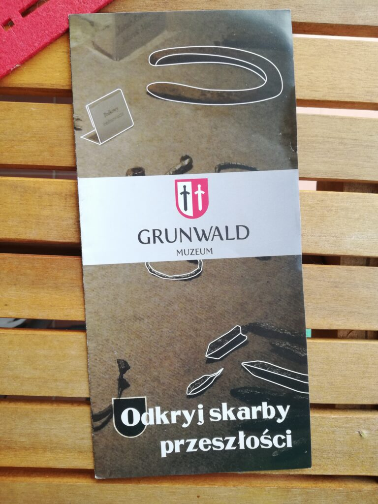broszura z Grunwaldu