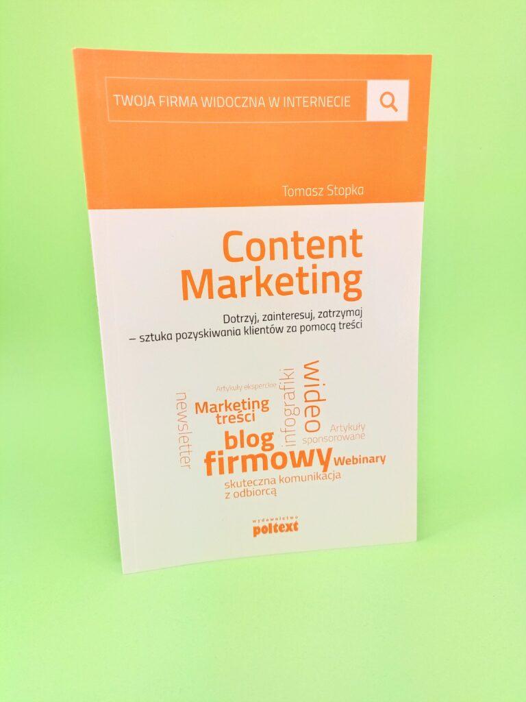 Content marketing strona główna