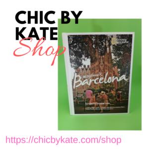 reklama książki Barcelona
